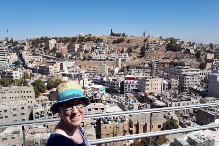 Amman, Capitale de Jordanie