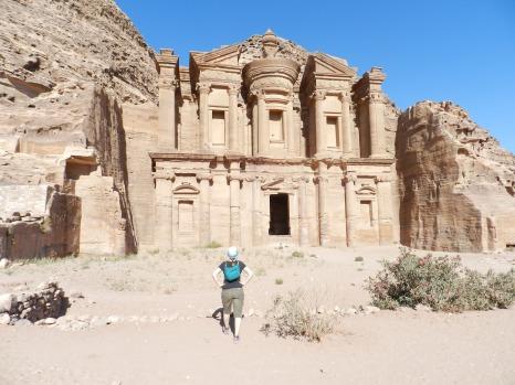 Monastère de Petra, Jordanie