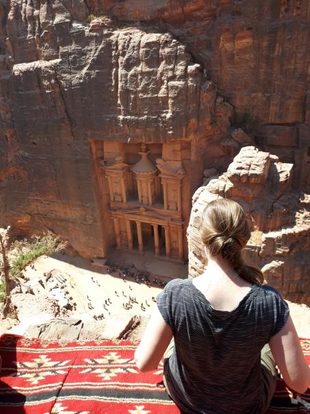 Trésor de Petra, Jordanie