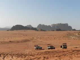 Désert de Wadi Rum, Jordanie