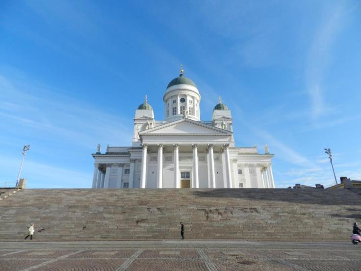 Cathédrale luthérienne d'Helsinki, Finlande