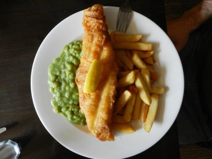 Fish and Chips, Londres, Royaume-Uni