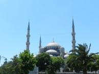 Mosquée bleue, Istanbul, Turquie