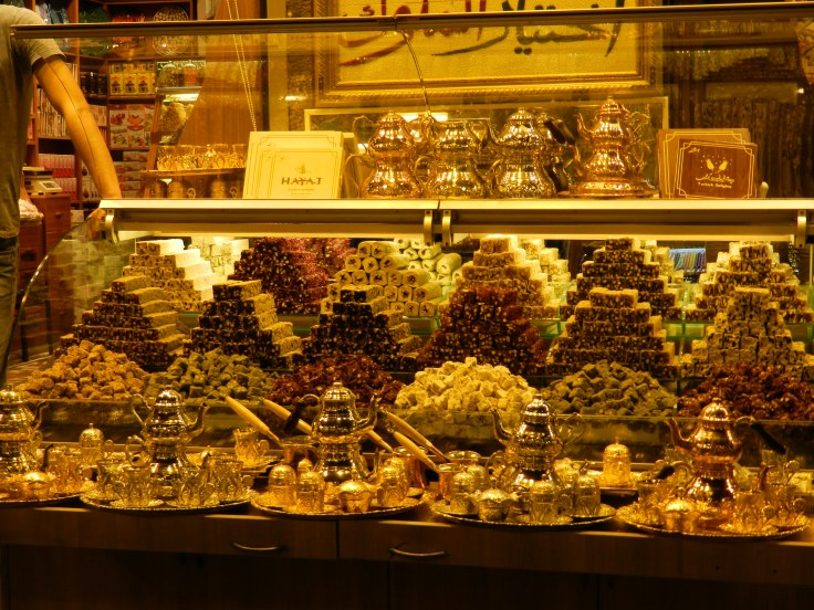 Grand Bazard, Istanbul, Turquie