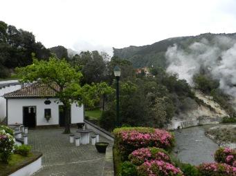 Furnas, Açores