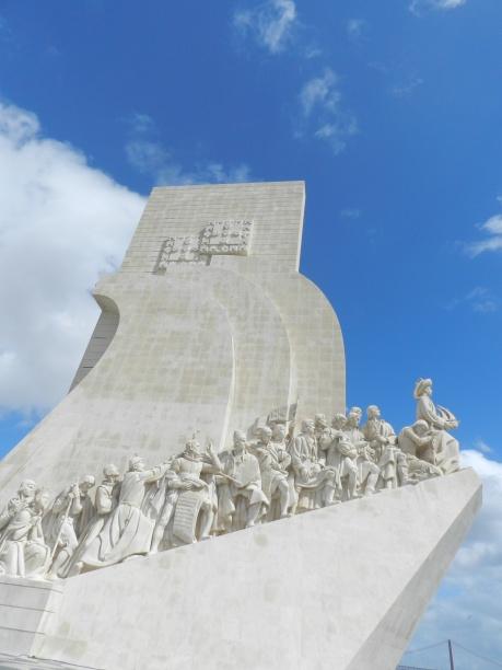 Monument aux découvertes, Lisbonne, Portugal