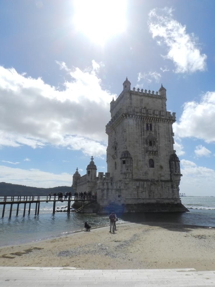 Tour de Bélem, Lisbonne, Portugal
