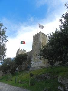 Château São Jorge, Lisbonne, Portugal