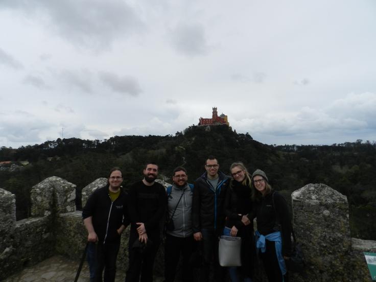 Gang à Sintra