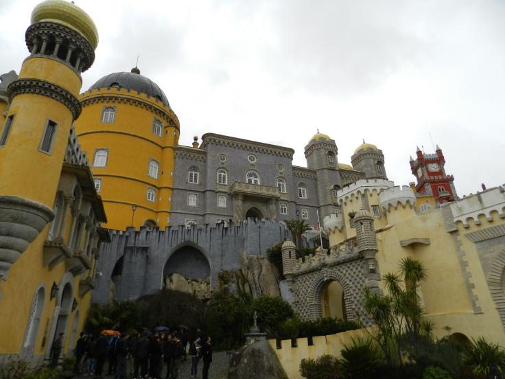 Palais de Pena, Sintra, Portugal