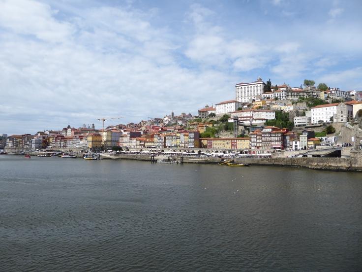 Vue sur Porto, Portugal