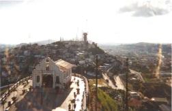 Vue depuis le phare de Santa Ana, Guayaquil - Équateur