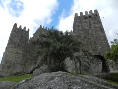 Château de Guimarães - Portugal