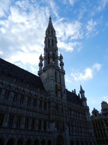 Hotel de ville de Bruxelles, Belgique