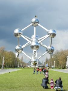 Atomium de Bruxelles, Belgique