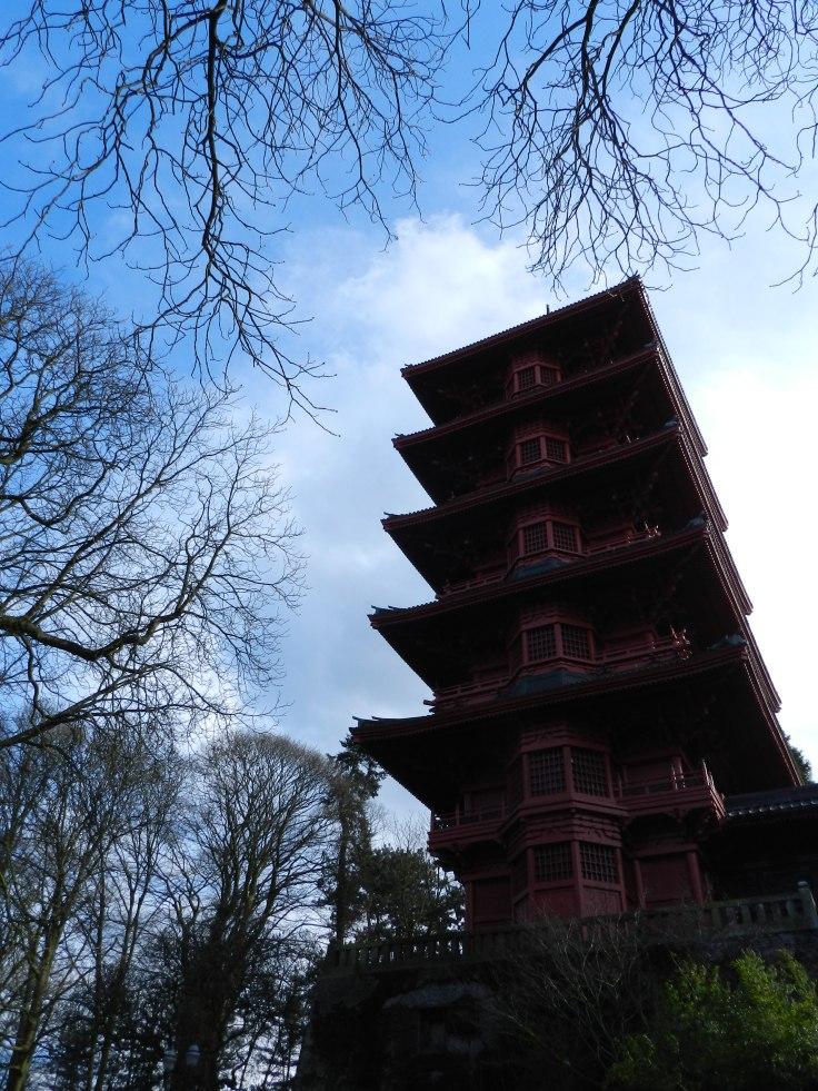 Tour Japonaise à Bruxelles, Belgique