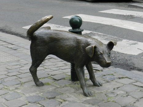 Zinneken Pis à Bruxelles, Belgique