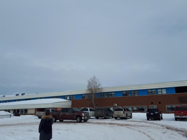École secondaire Waskaganish.