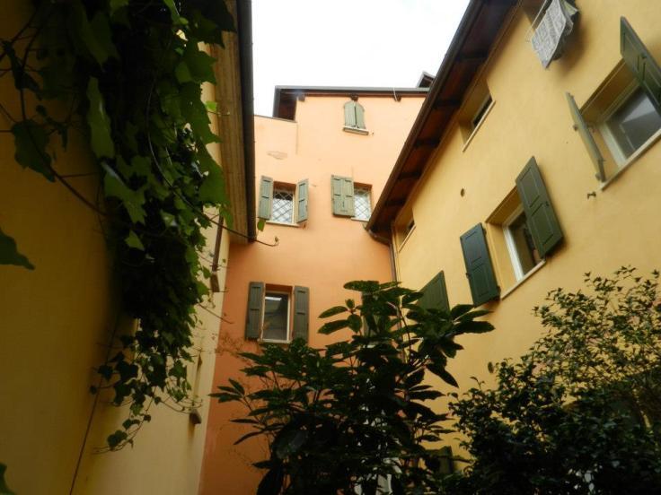 Cour intérieure Bologne