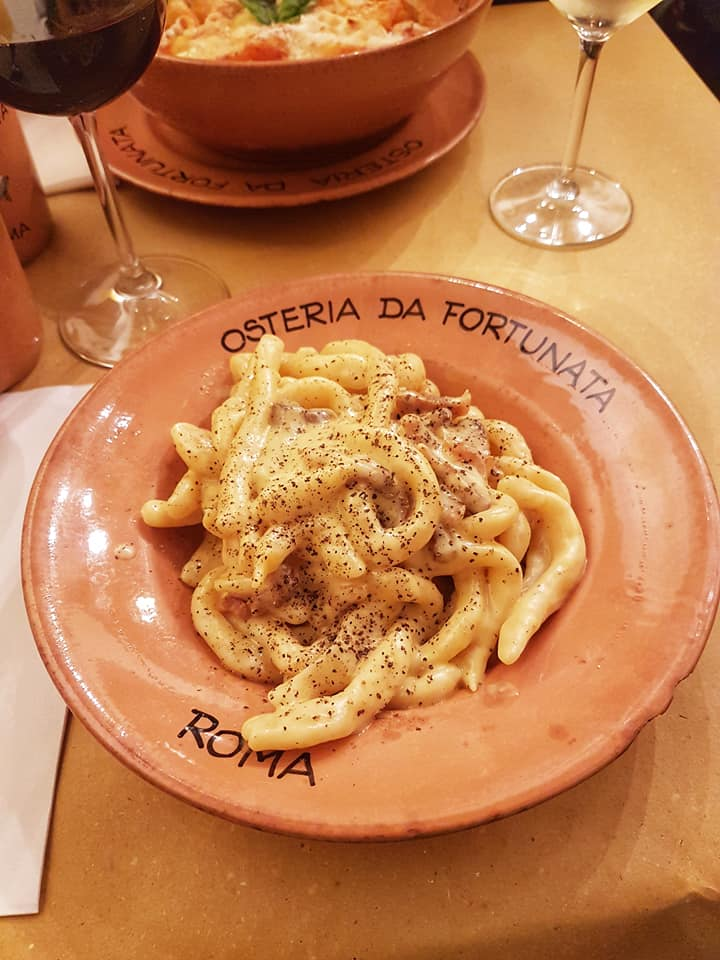 La Fortunata - Carbonara