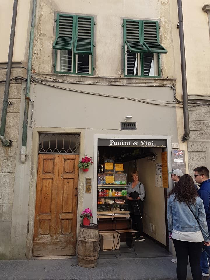 Come Dio Commanda (Florence)