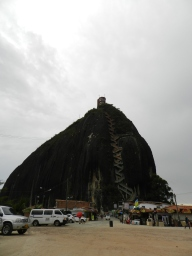 El peñon à Guatapé - Colombie