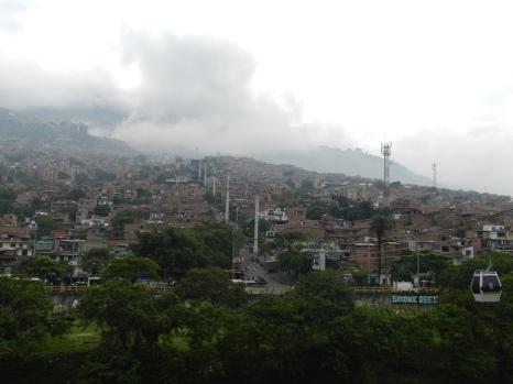 Téléfériques de Medellín - Colombie