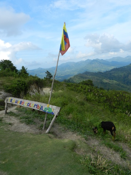 Campagne colombienne